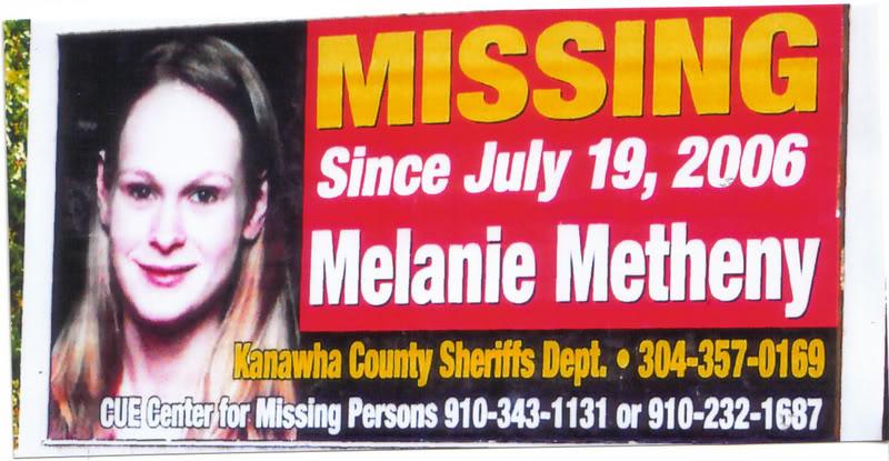 Melanie Metheny | Missing & Unidentified People